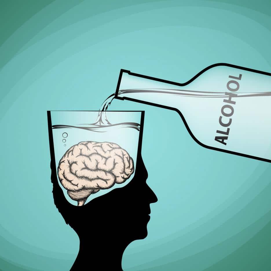 Wet Brain – Wernicke Korsakoff Syndrome