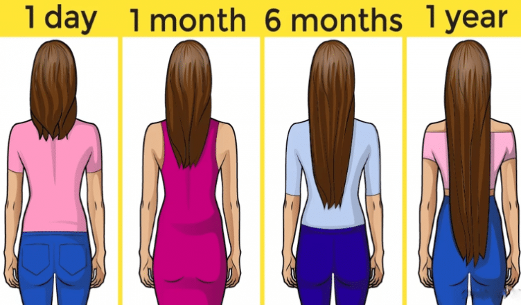 How To Grow Your Hair Super Fast Naturally