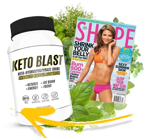 Keto Blast -Fully Fat Burner Diet (REVIEW)