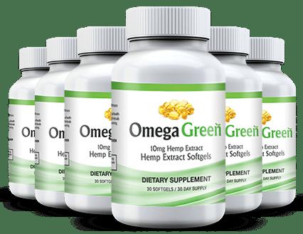 Omega Green-Clinically Cannabidiol Reviews (2018)