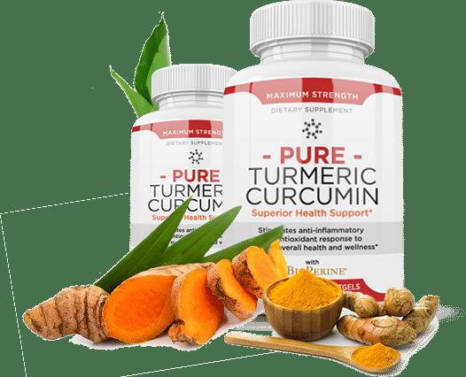 Pure Turmeric Curcumin-Weight Loss Supplement REVIEWS