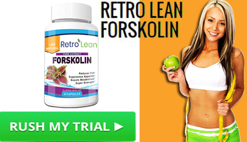 Retro Lean Forskolin