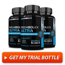 Trembolex Ultra-Increase Your Bed Performance FREE TRIAL(2018)