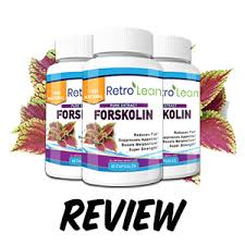 RETRO LEAN FORSKOLIN – Effective for Fat Burn and Weight Lose (2018)
