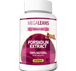 MegaLeans Forskolin