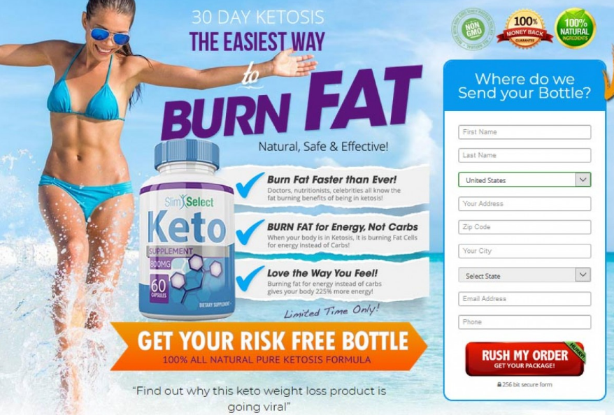 Slim Select Keto