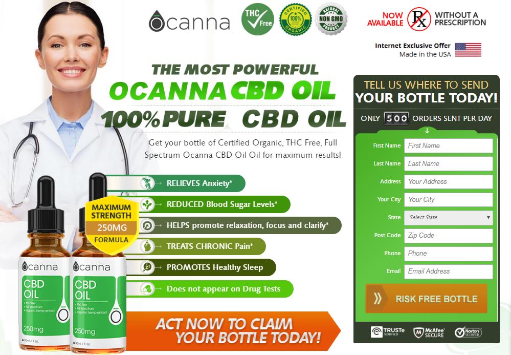 ocanna cbd oil